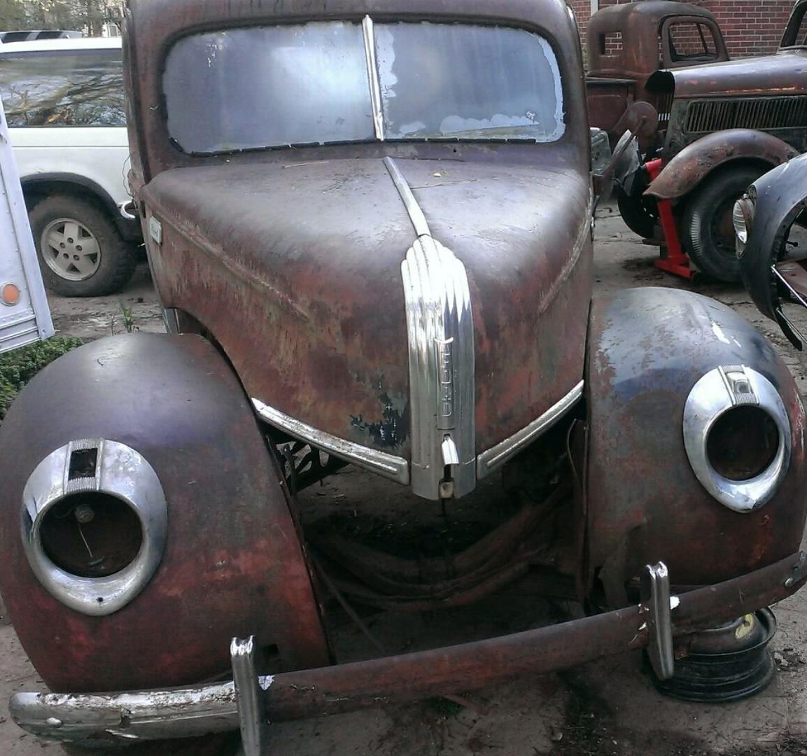 1940 Ford Frame Repair   Framess.co