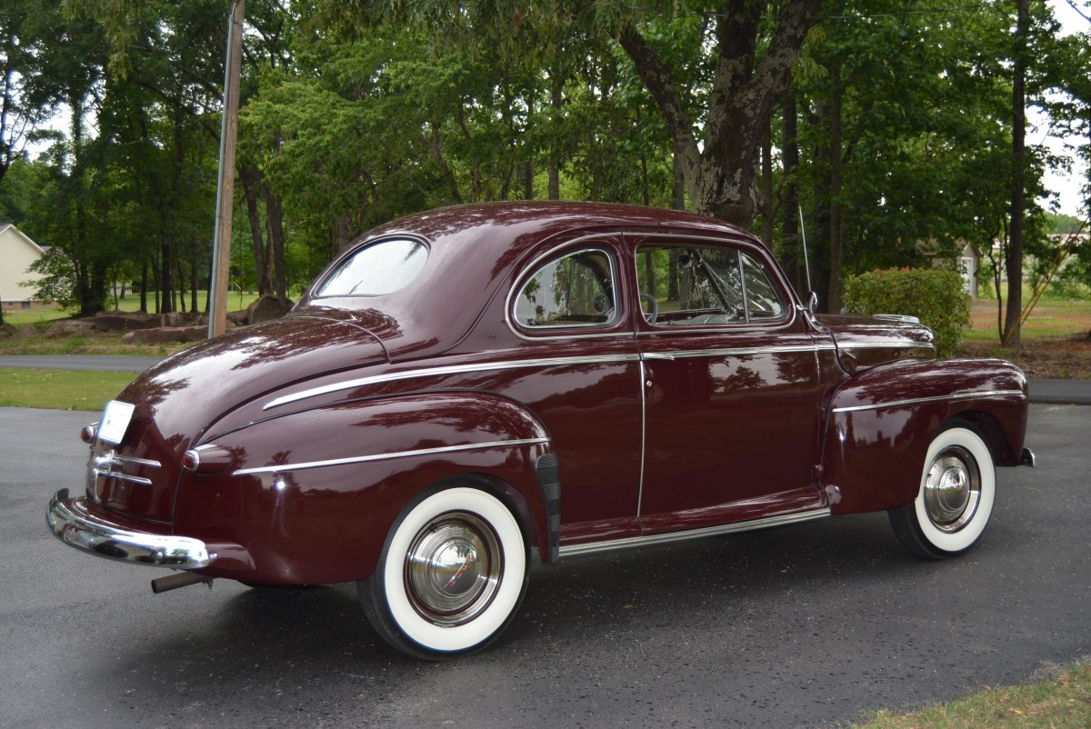 Cars For Sale In Arkansas >> 1946 Ford Super Deluxe Coupe | The H.A.M.B.