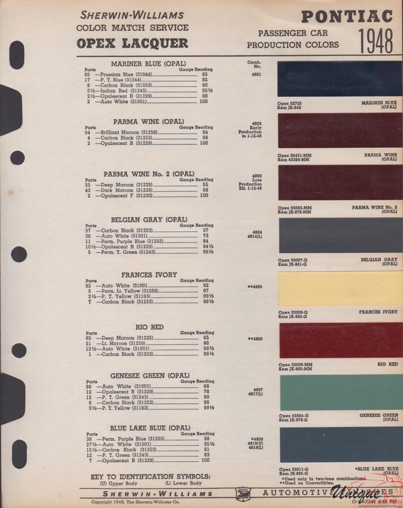 1948 Pontiac Paint Charts Williams 1.jpg