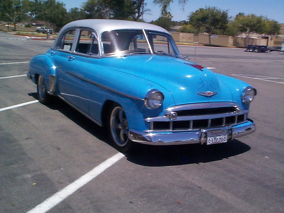 1949 chevy deluxe hot rod 350 zz4 crate 700r4 mustang 2 for 1949 chevy 4 door deluxe
