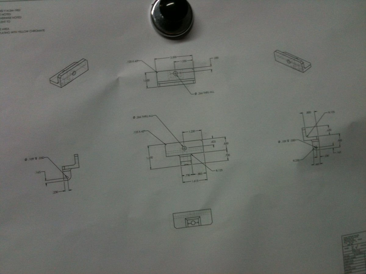 1949 Ford PU Brake Light bracket plan.JPG