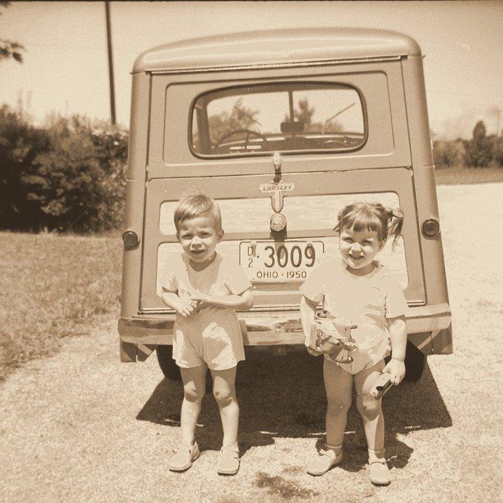 1950 Brett & Barb with Crosley.jpg