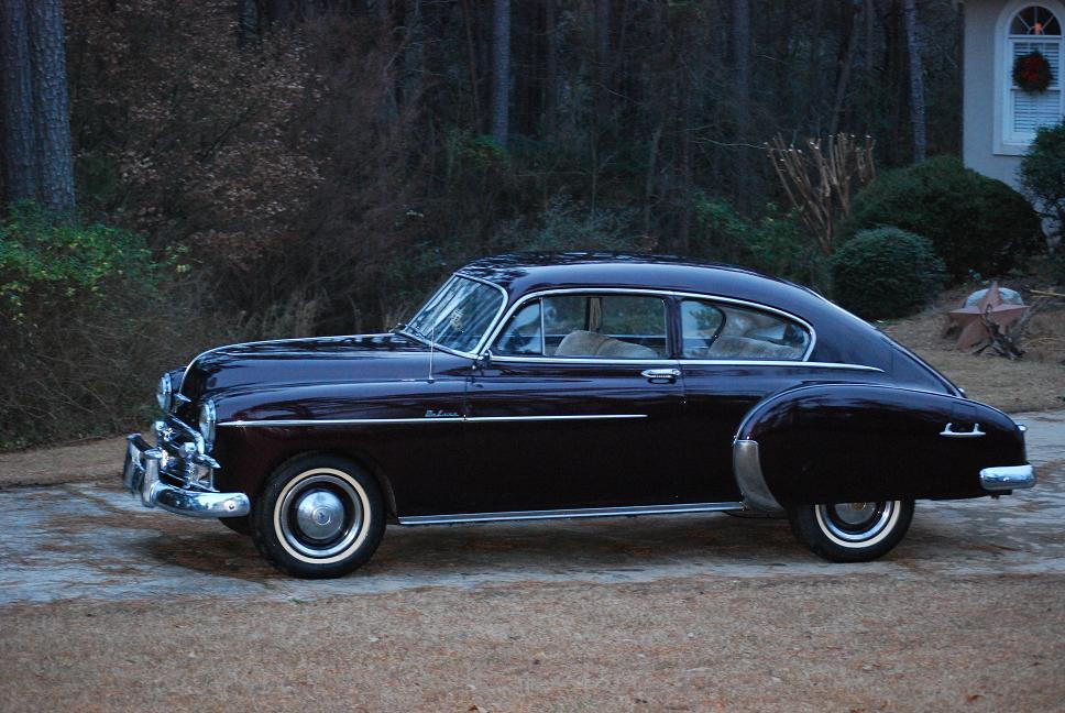 1950 chevrolet deluxe 2 door fastback the h a m b for 1950 chevrolet 2 door