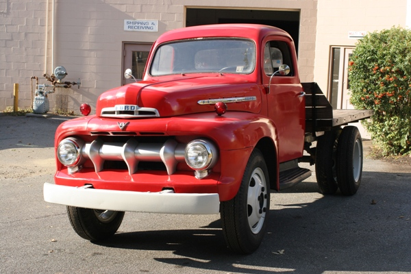 Cars For Sale In Lancaster Pa >> 1951 Ford F4, 1 Ton Flatbed | The H.A.M.B.
