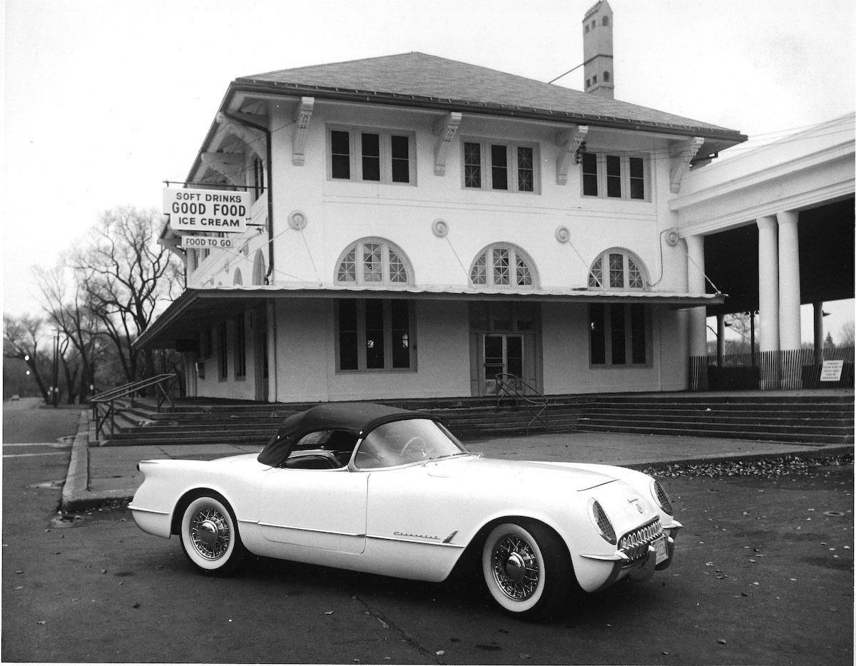 1953 Chevy Corvette supercharged & dealer wire wheels.jpg
