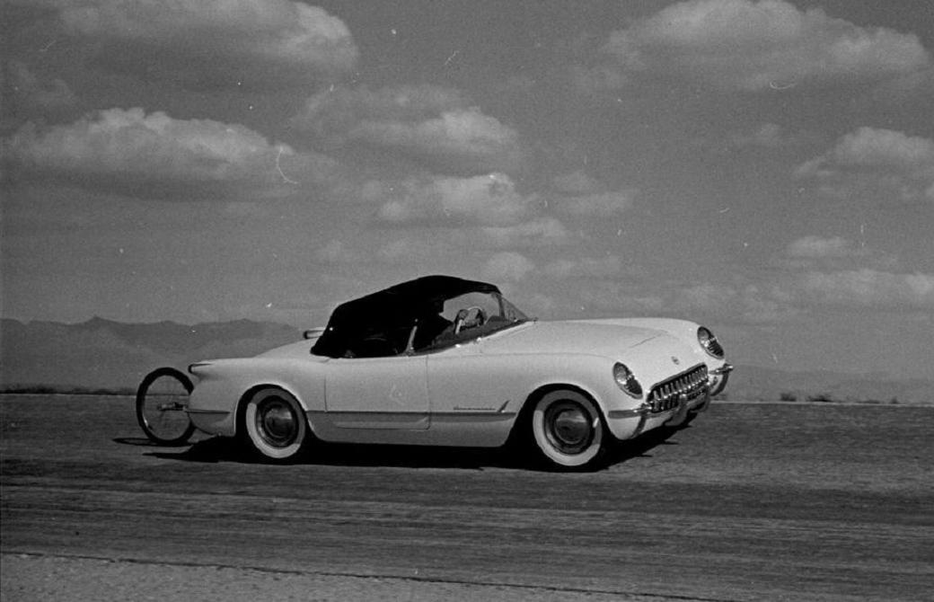 1953 Corvette Arizona sun test 11.jpg