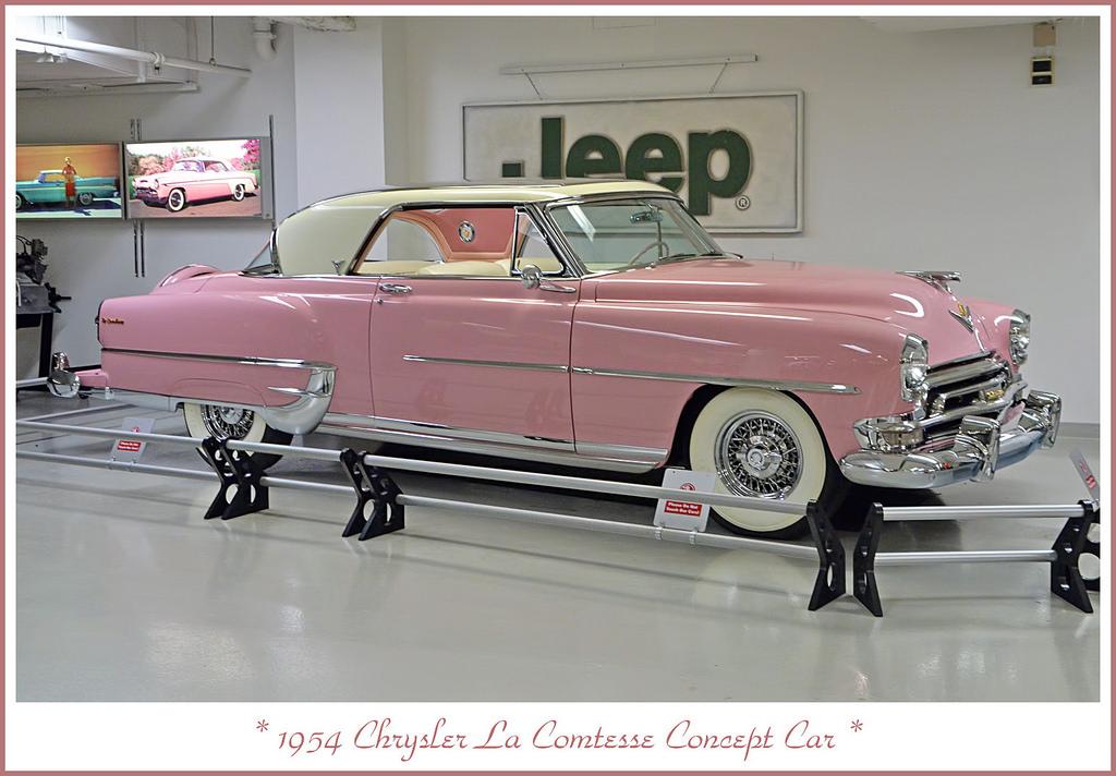 1954 Chrysler La Comtesse @ WPC Museum - 2014 (2).jpg