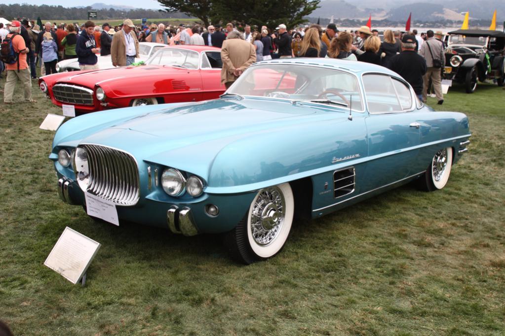 1954 Dodge FireArrow III Ghia Coupe @ Pebble Beach '10 (3-4 front).jpg