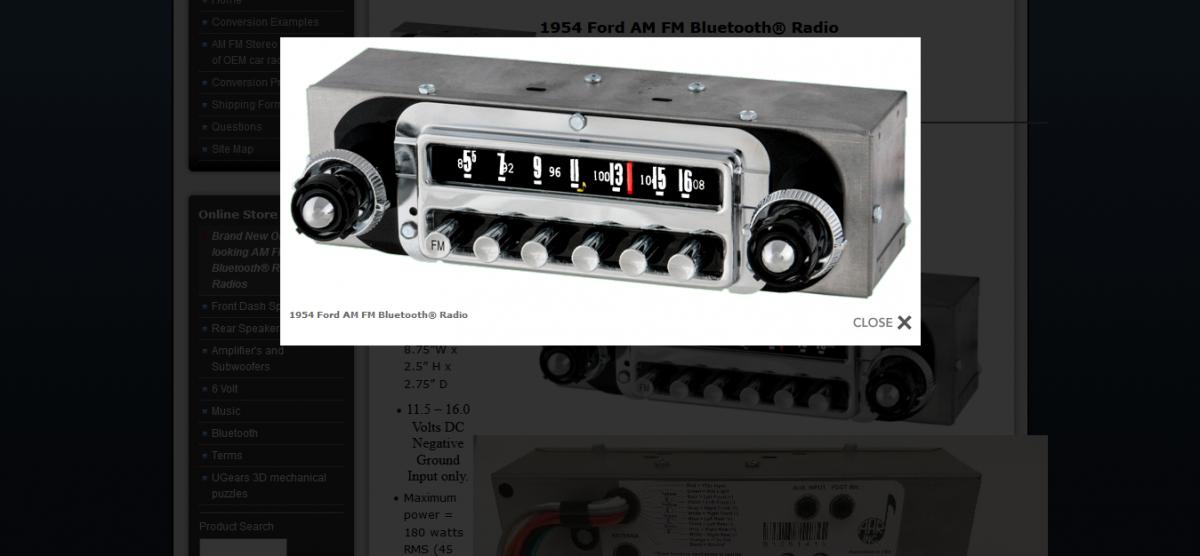 1954 Ford AM FM Bluetooth® Radio.png