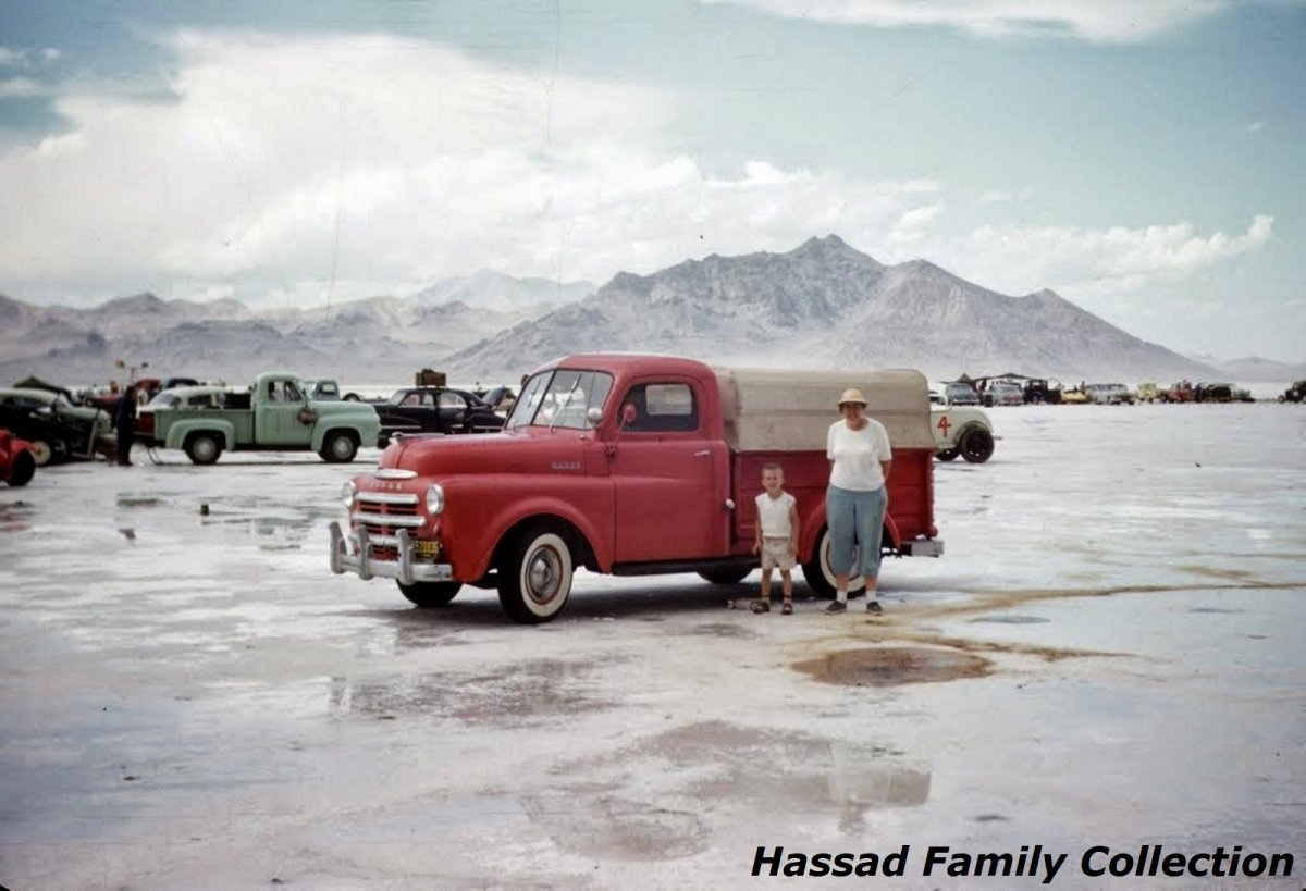 1954 - Hassad 'Camper' after rainout.jpg