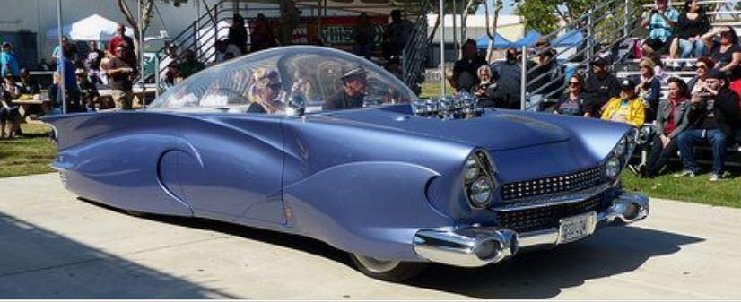 1955 Ford BubbleTop-Barry Weiss Beatnik.JPG