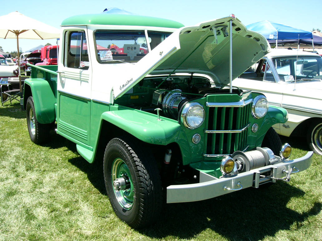 1955 Willys Pickup with Paxton Supercharger.jpg