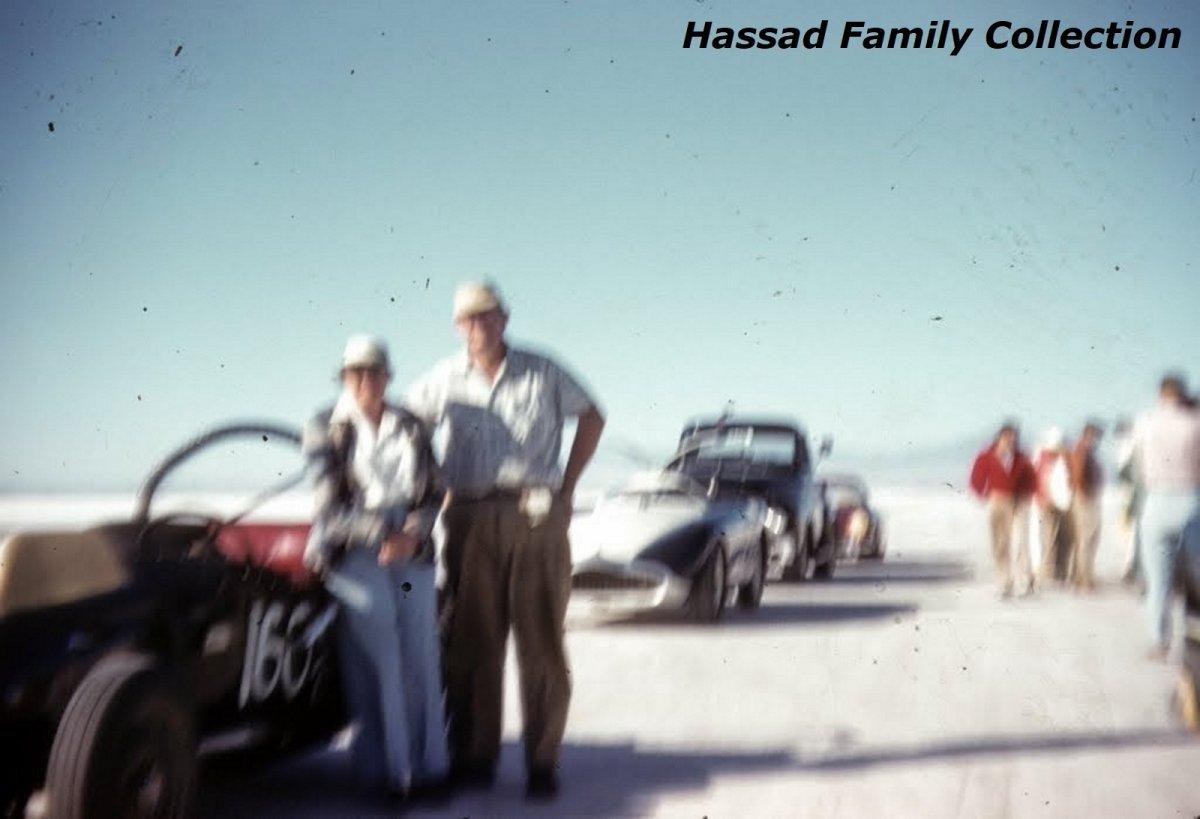 1956 - #160 Ira Hassad's C Gas Roadster in line for start (2).jpg
