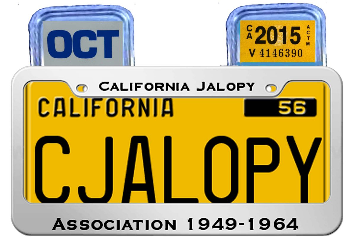 1956-2015- California plate-PLUS FRAME-PLUS month-year tab-white background-FLATTENED.jpg