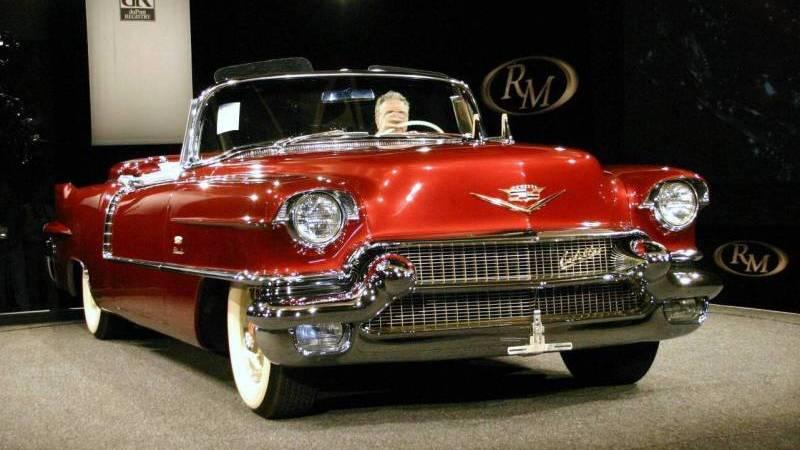 Mustang Dorado >> Art & Inspiration - 1956 Cadillac Color (pic heavy) | The H.A.M.B.