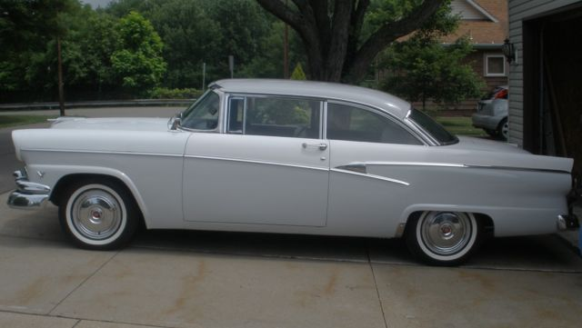 History cars that were overlooked for years the h a m b for 1956 ford customline 2 door hardtop