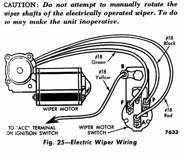 technical universal switch with 56 ford wiper motor? the h a m b wiper switch wiring diagram at bayanpartner.co