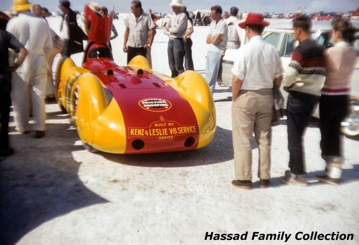 1957 - #777 Kenz & Leslie 'Wynn's Friction Proofing Special' E Streamliner (1).jpg