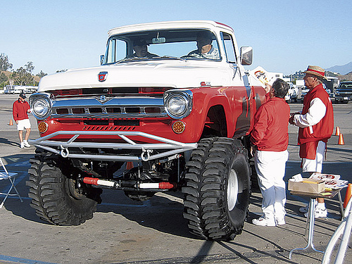 133083 / 1959 Ford F100 4X4 - YouTube
