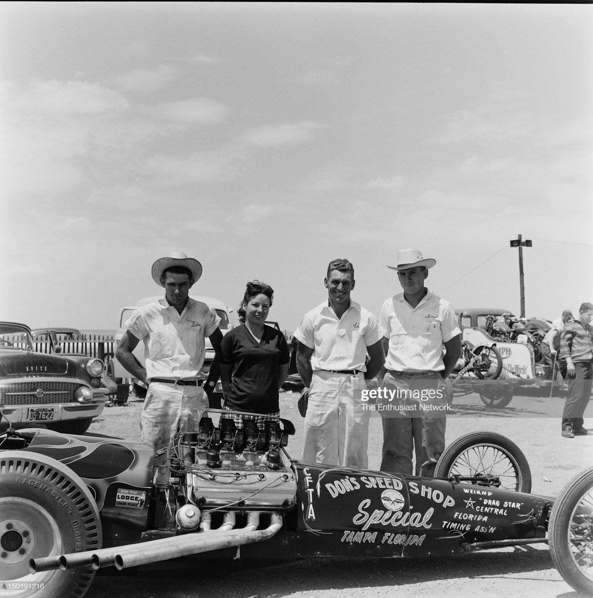 1958 1st invitationals. A young  Don Garlits and cre.jpg