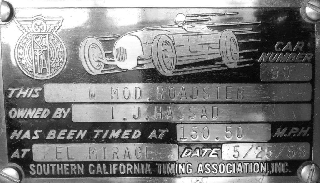 1958 - El Mirage Timing Tag.jpg