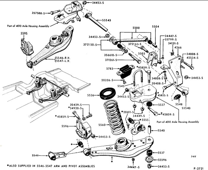 rear suspension question.... 4 link or ladder bar? | page 2 | the h.a.m.b.  the jalopy journal