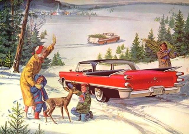 Art Amp Inspiration Traditional Hot Rod Amp Custom Christmas