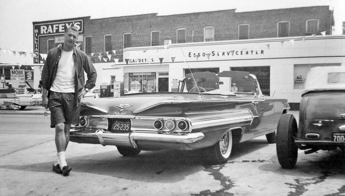 1960 Chevy Impala convertible in 1965.jpg