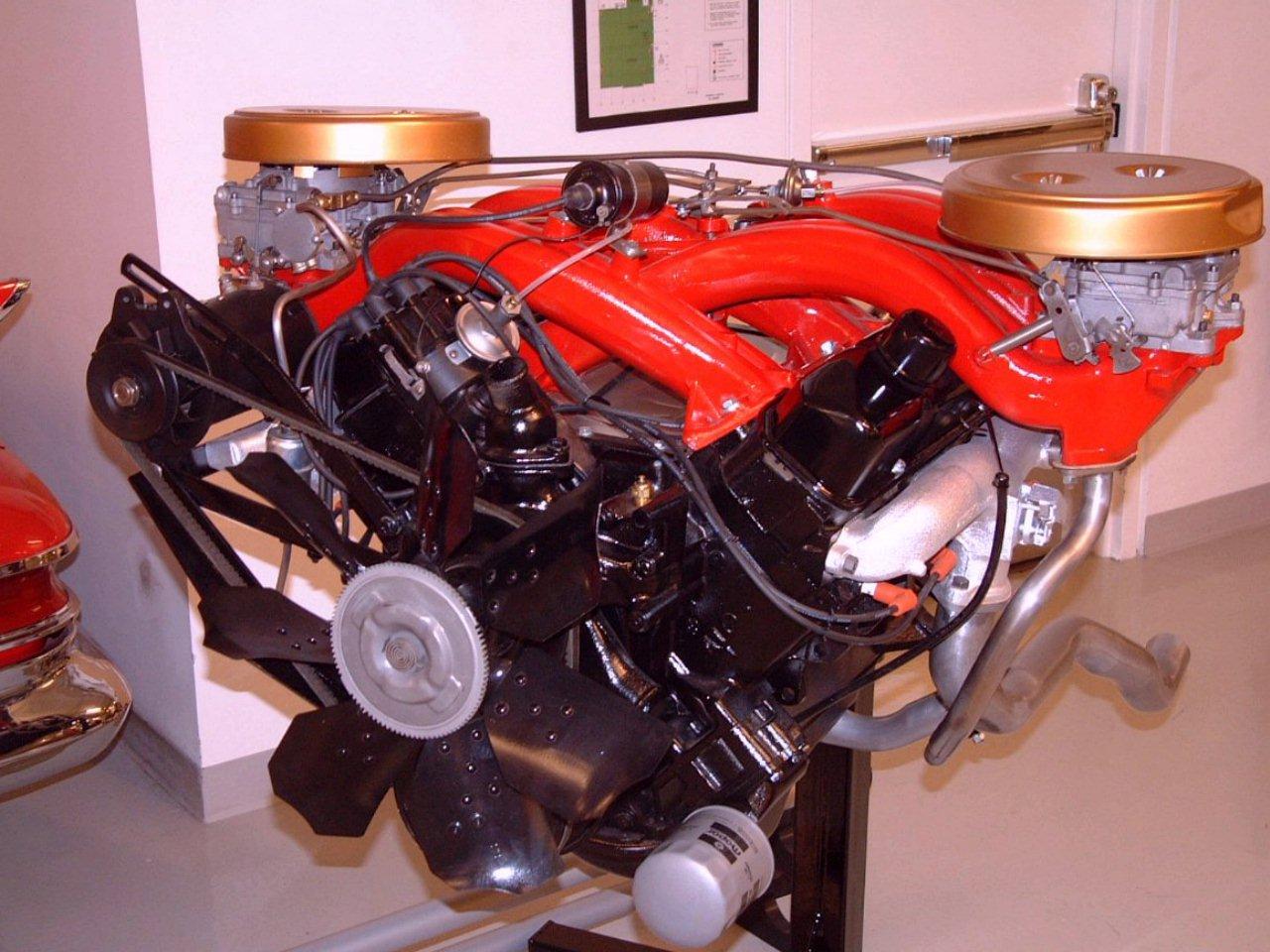Chrysler F Long Ram Dual Barrel Hp Engine Wpc Museum F Jpg