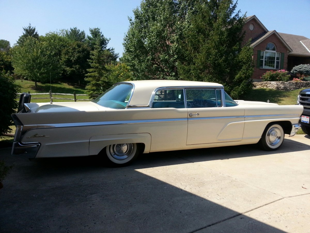 1960 Lincoln 2 Door Hardtop New Price The H A M B