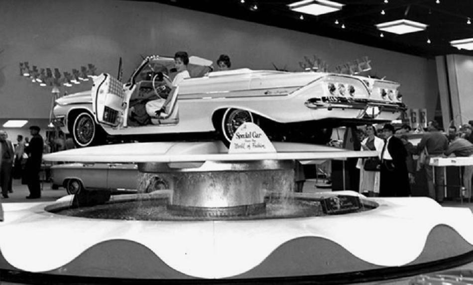 1961 Chevy Impala at worlds fair.jpg