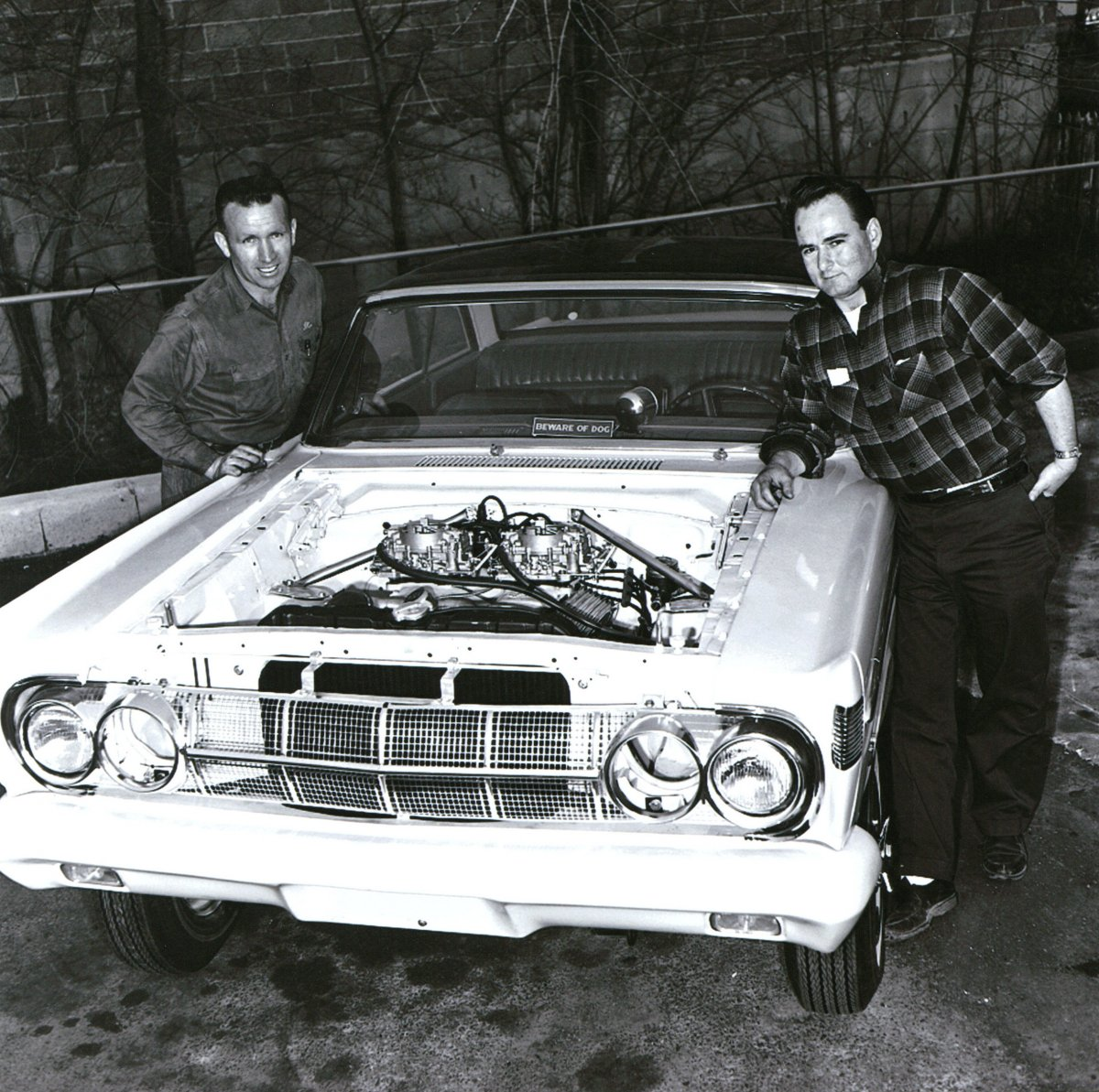 1964 AFX Comet-Hairy Canary Construction Photos0011.jpg