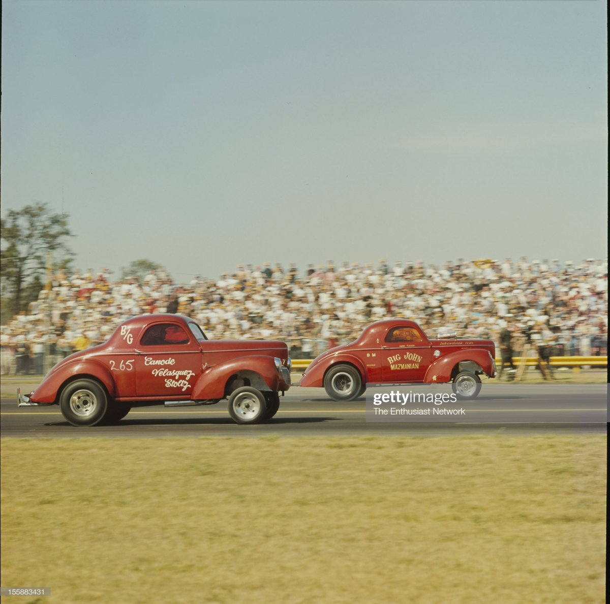 1964 NHRA Nationals Drag Race - Big john vs....jpg