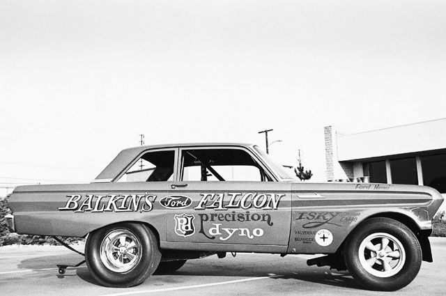 1965_Balkins ford_falcon and afx falcon.jpg