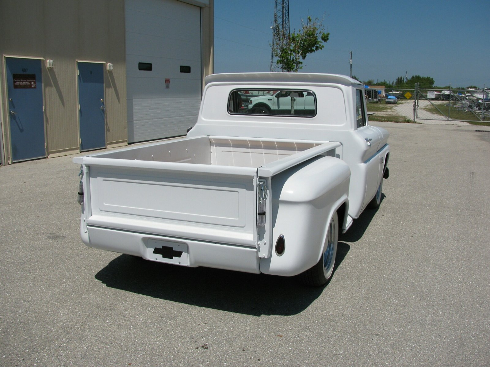 Image Of 1966 Chevy C10 Stepside Pickup Purchase Used Chevrolet Truck Step Side Hot Rod Sbc 350 700r4 Trans For Sale