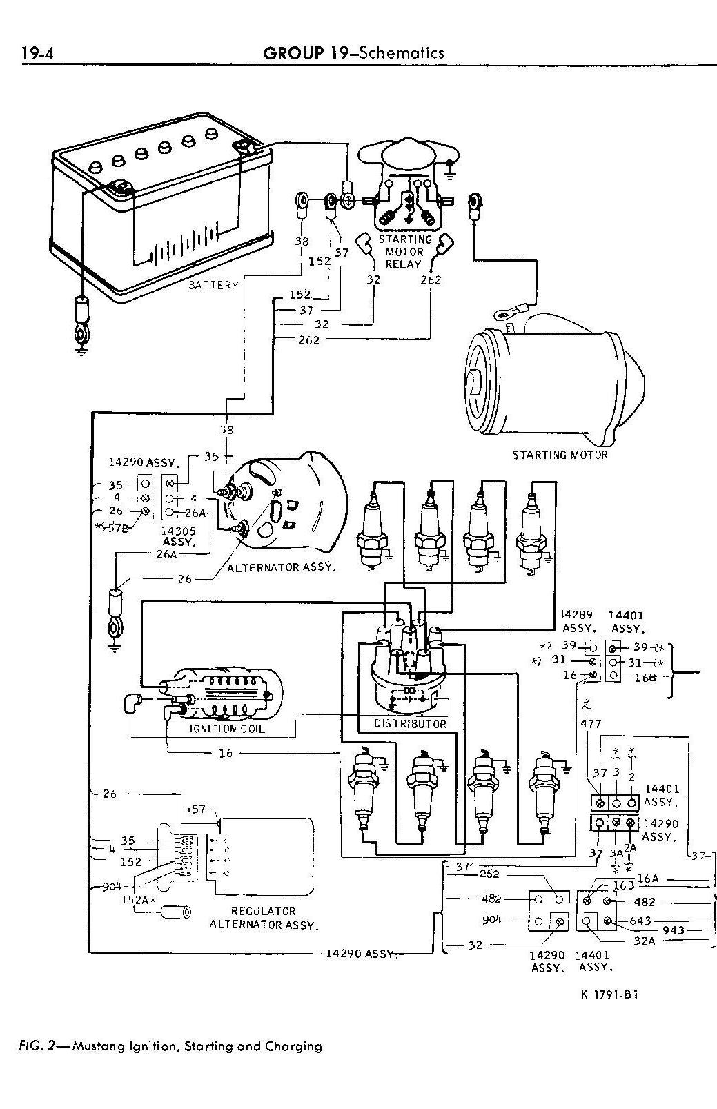 C4 Transmission Wiring Diagram on mustang coolant temperature sensor