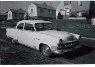 1st car, \'53 Ford Mainline, $35 in 1966.jpg