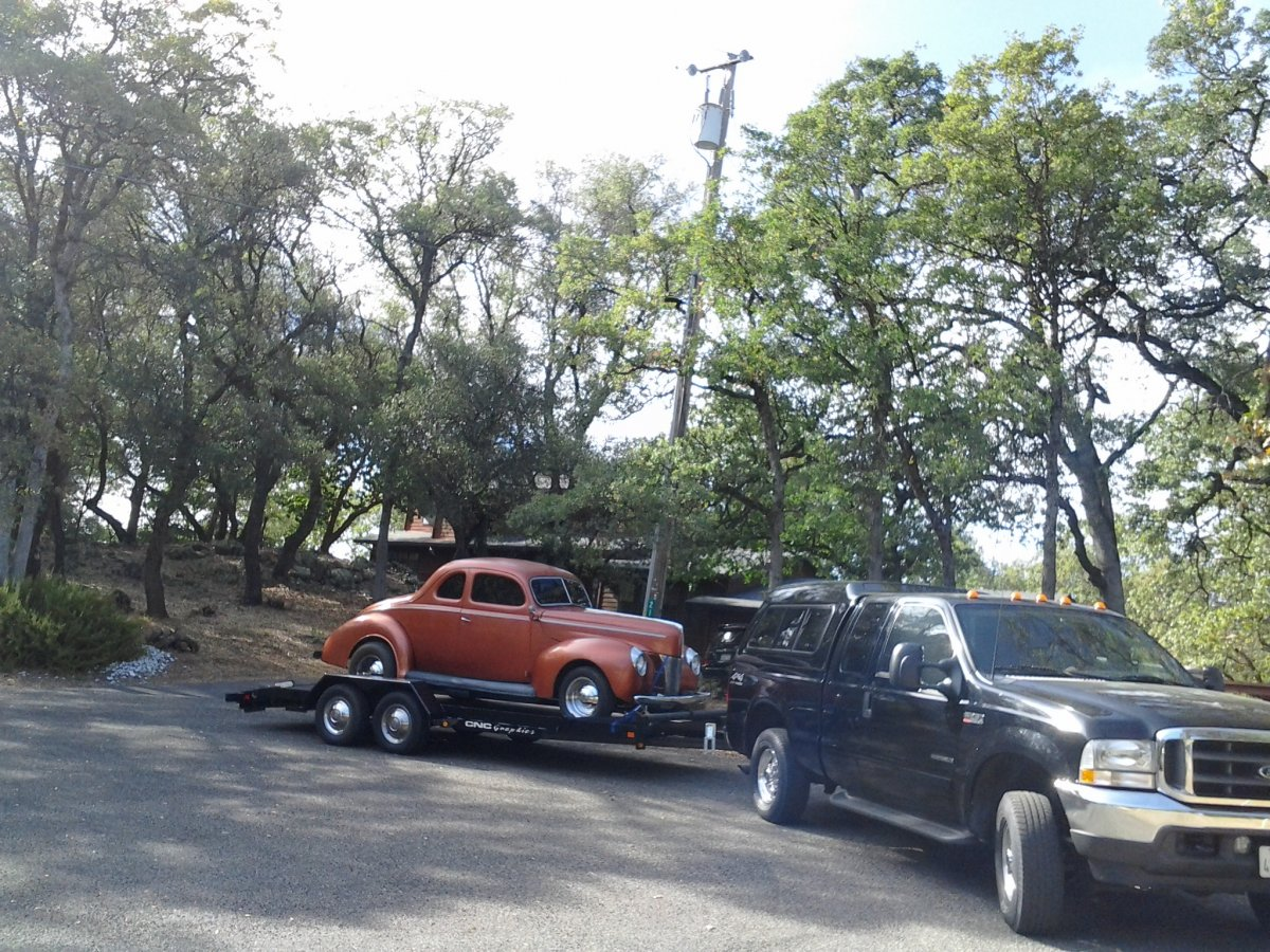 1st day 39 Ford Coupe home to Cool.jpg