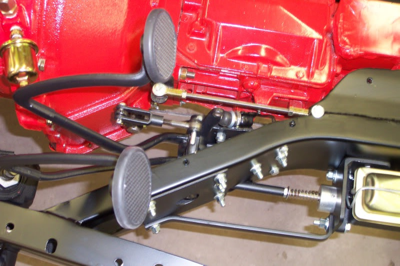 Official Hot Rod Clutch Brake Pedal Thread The H