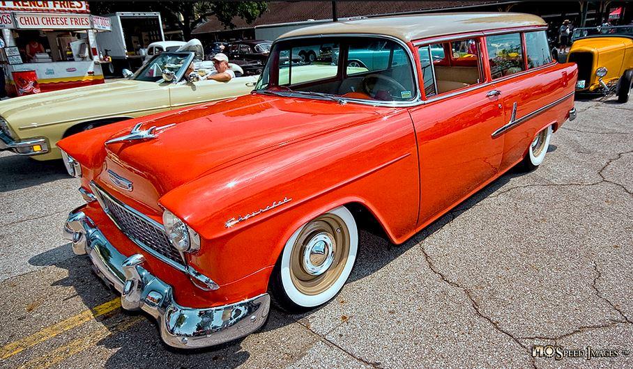 2 1955 2-Door Chevrolet Handyman Station Wagon.JPG