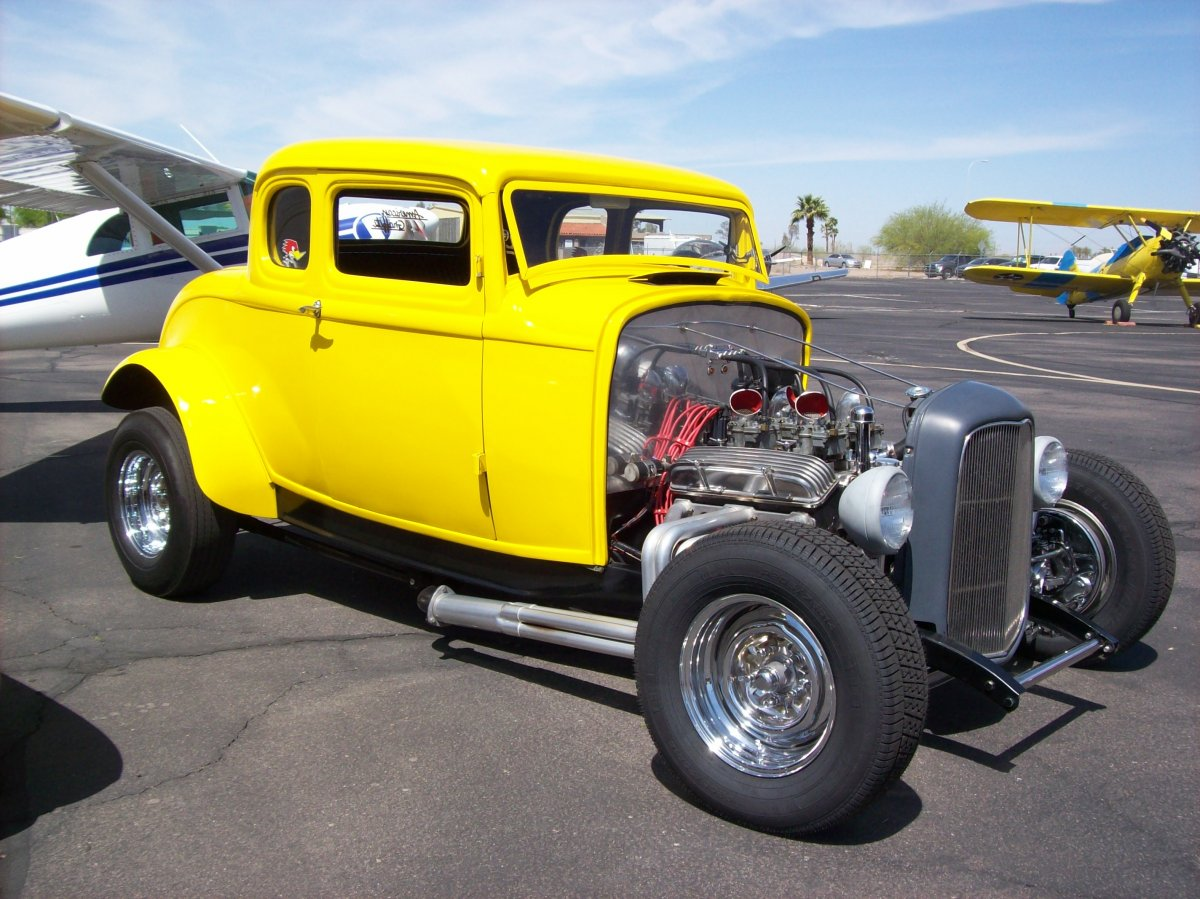 1932 Ford coupe \