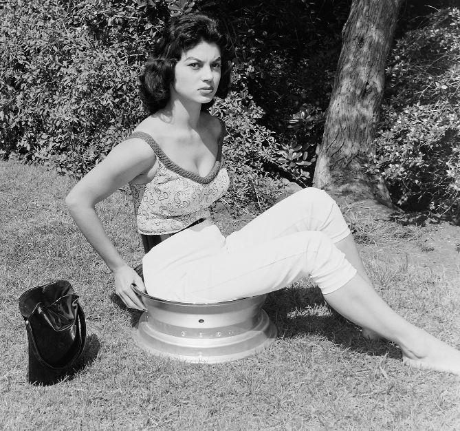 2 Another Pose Of Barbara Martinez tired of wheel.JPG