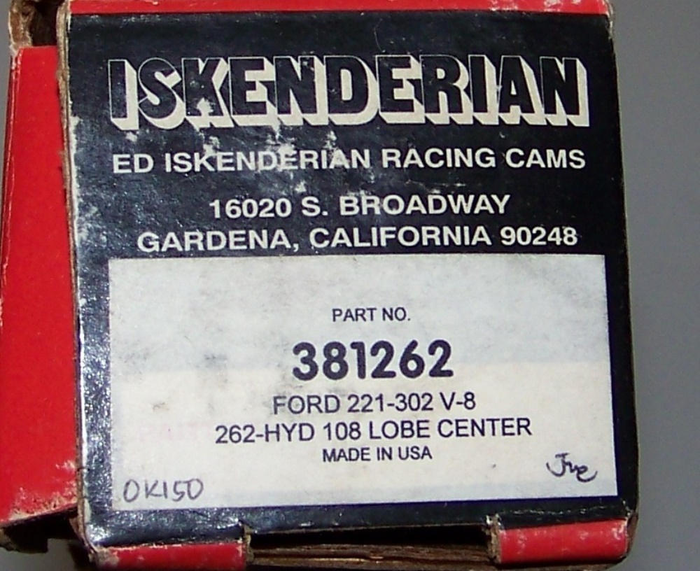 COMP Cams 51-247-4 Magnum 260//260 Solid Flat Cam for Pontiac 265-455
