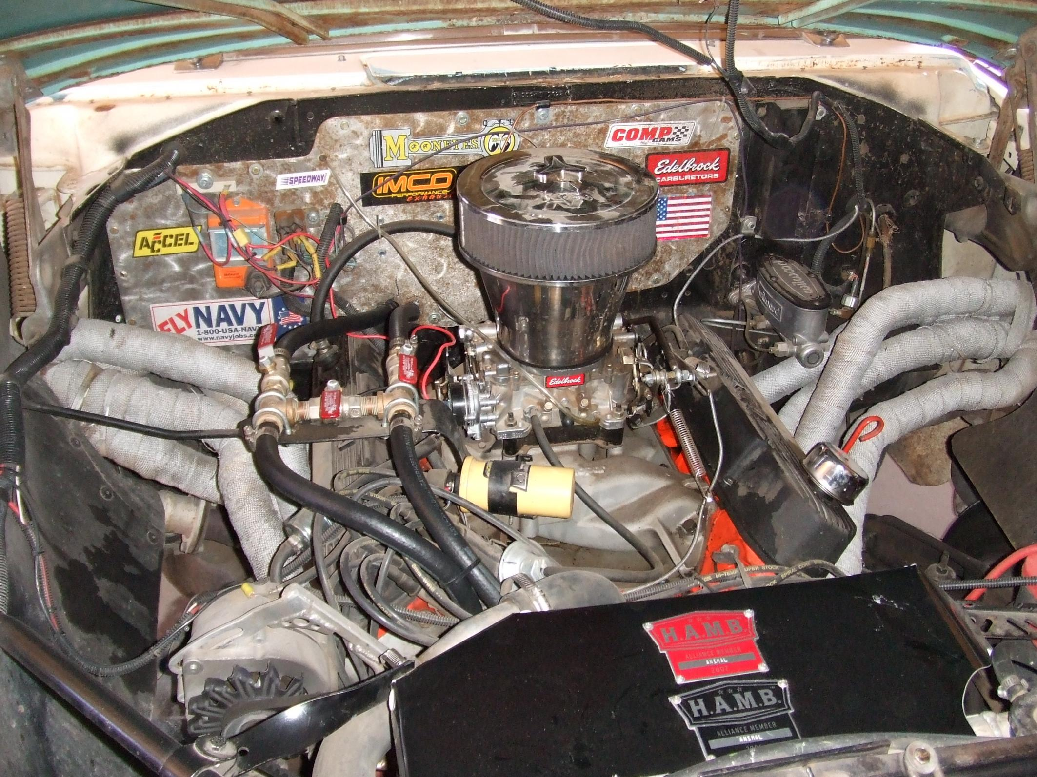 Who Has A Gasser Style Car Stand Up And Be Counted Page 58 Edelbrock 1721 Fuel Pump 2008 0218stuff0001