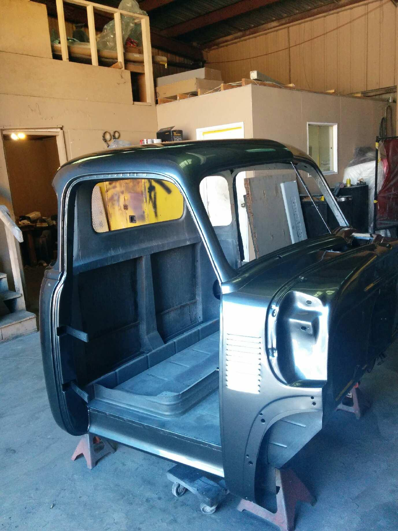 Technical - 1947 chevy truck seat swap options | The H A M B