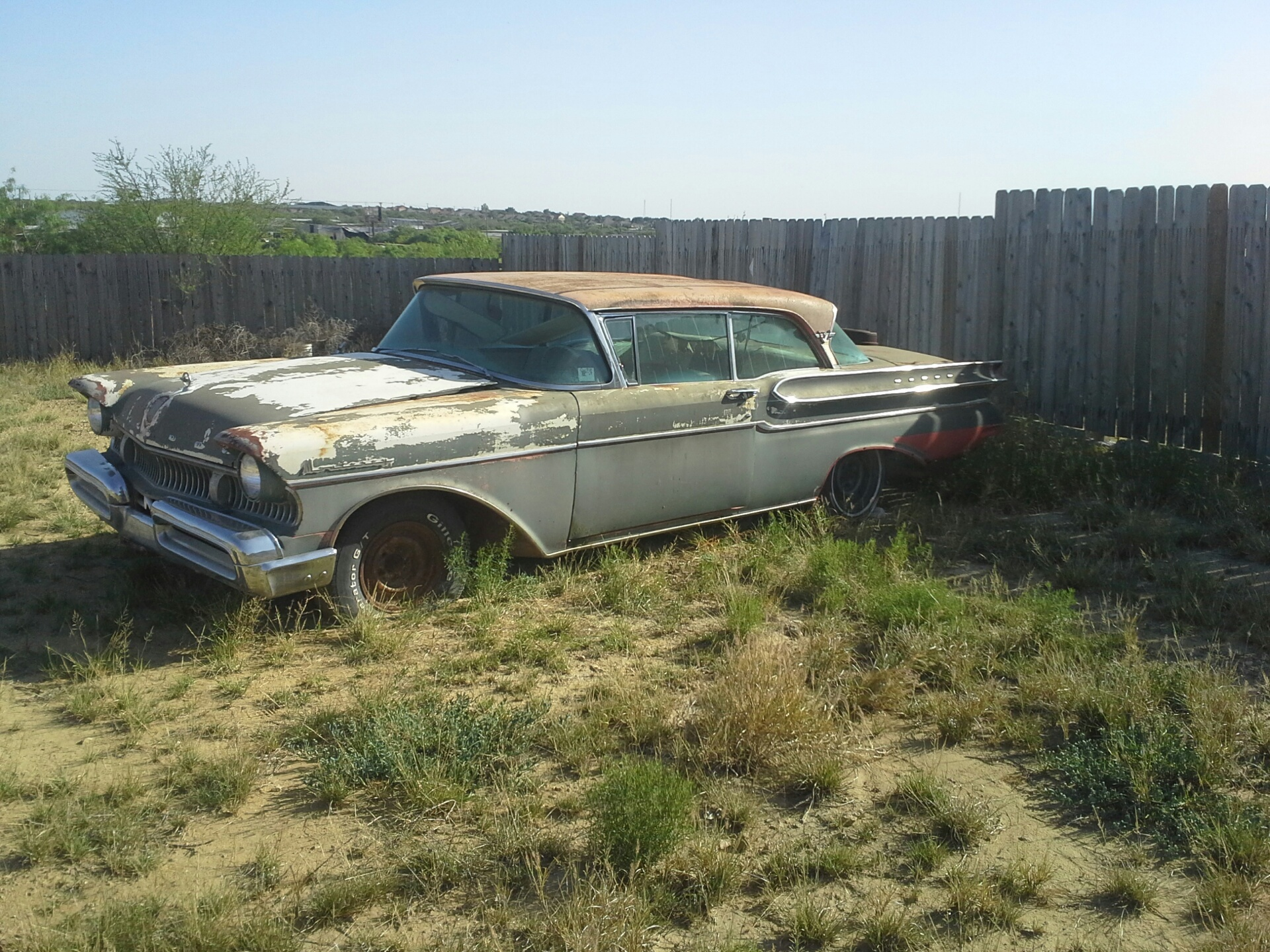 Projects - Craigslist score 57 Mercury Monterey | The H.A.M.B.