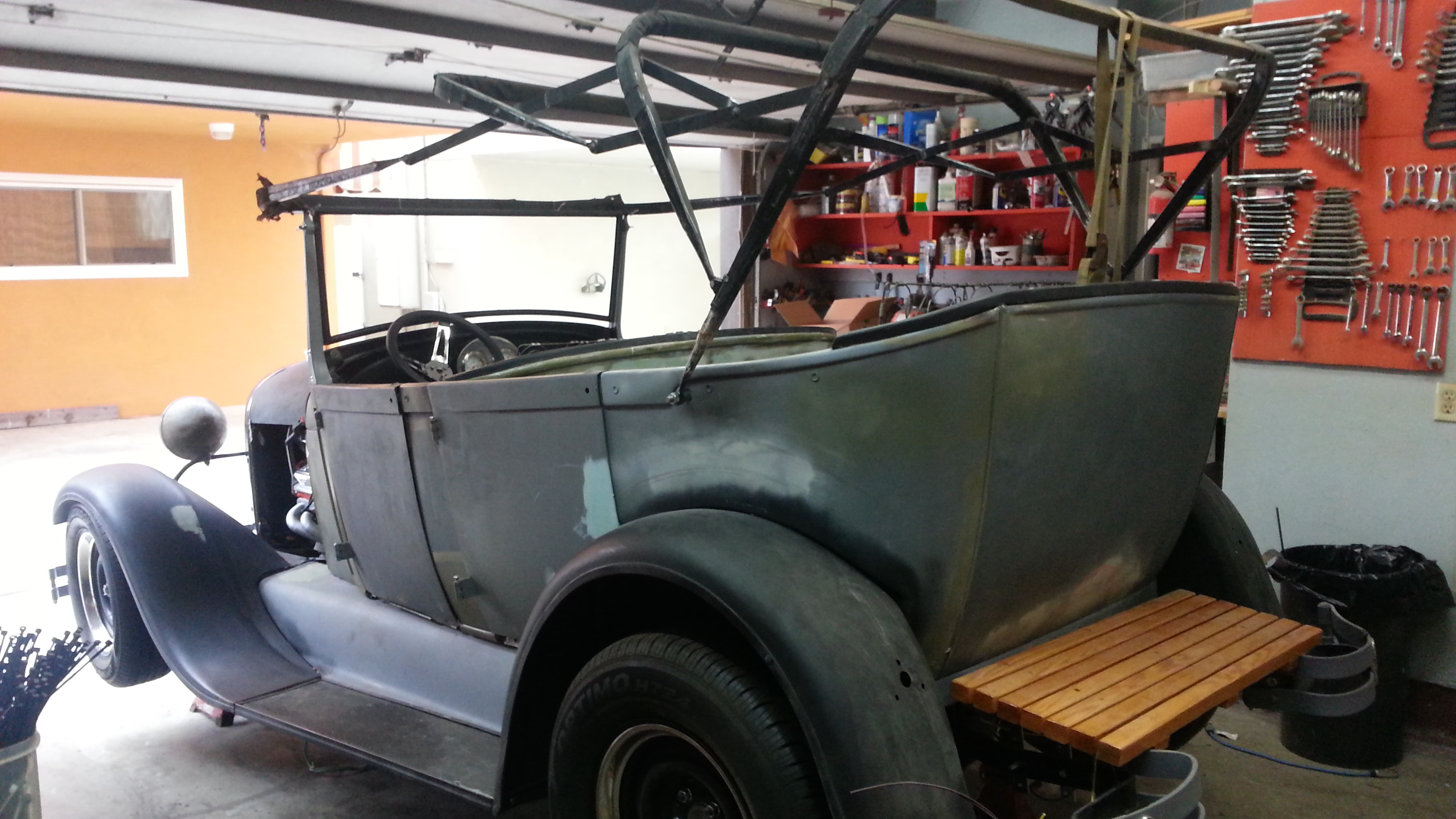 Chevy 4.3 V6 Engine For Sale >> 1928 ford phaeton project | The H.A.M.B.