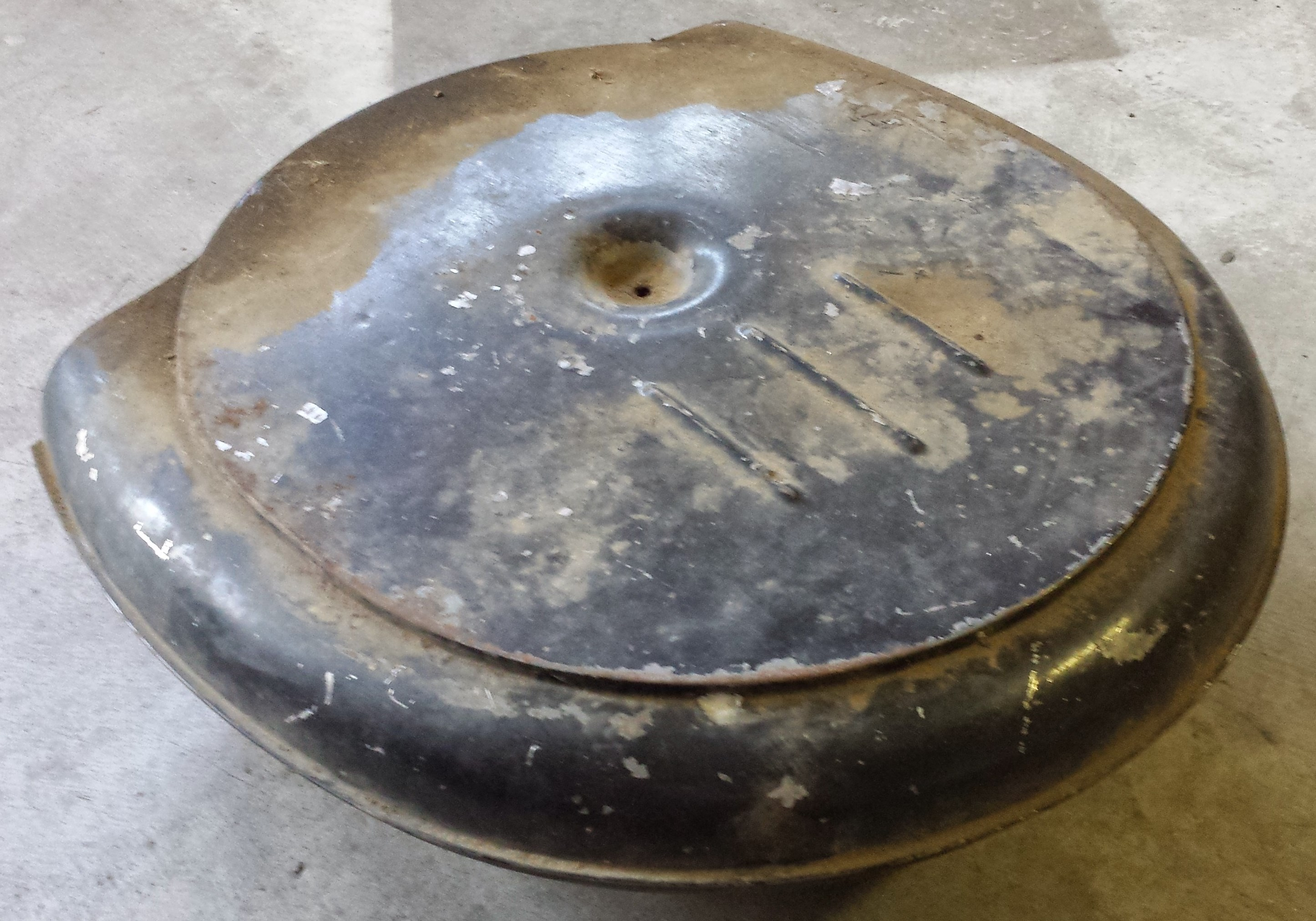 Cadillac Oldsmobile Air Cleaner : Cadillac oldsmobile packard quot bat wing air cleaner