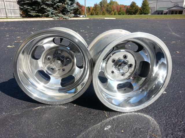 15 inch 12 slot wheels