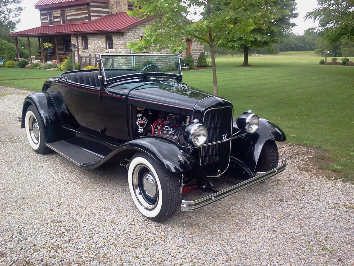 TRADED 1931 Ford Roadster Hot Rod TRADED TRADED | The H.A.M.B.